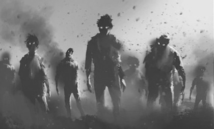 Зомби с Крайнего Севера