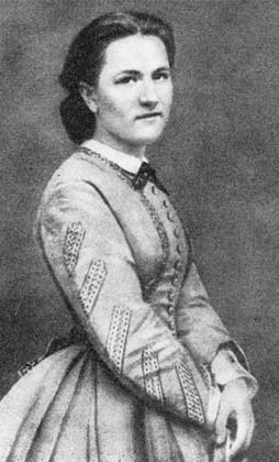 Полина Брюэр (Тургенева)