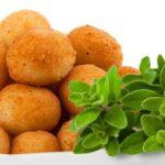 Крокеты из картофеля и рыбы