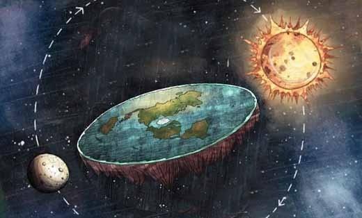 плоская планета