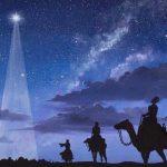 Что осветило небо Вифлеема?